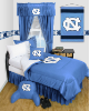 NCAA North Carolina Tar Heels Comforter - Locker Room Series