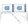 NCAA North Carolina Tar Heels Micro Fiber Bed Sheets