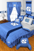 NCAA North Carolina Tar Heels Comforter - Sidelines Series