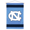 NCAA North Carolina Tar Heels Wall Hanging
