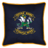 NCAA Notre Dame Fighting Irish Pillow - Sidelines Series