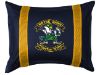 NCAA Notre Dame Fighting Irish Pillow Sham - Sidelines Series