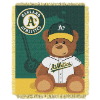 MLB Oakland A's Baby Blanket