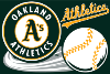 MLB Oakland A's 20x30 Tufted Rug