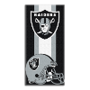 NFL Oakland Raiders Beach Towel