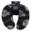 NFL Oakland Raiders Beaded Neck Pillow