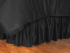 NFL Oakland Raiders Bed Skirt - Locker Room Series