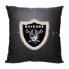 NFL Oakland Raiders 18x18 Letterman Pillow
