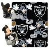 NFL Oakland Raiders Disney Mickey Mouse Hugger