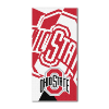 NCAA Ohio State Buckeyes Colossal Beach Towel