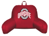 NCAA Ohio State Buckeyes Bed Rest Pillow