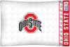 NCAA Ohio State Buckeyes Micro Fiber Pillow Cases (set of 2)