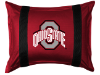NCAA Ohio State Buckeyes Pillow Sham - Sidelines Series
