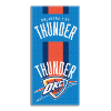 NBA Oklahoma City Thunder Beach Towel