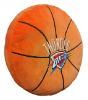 NBA Oklahoma City Thunder 3D Basketball Pillow