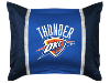 NBA Oklahoma City Thunder Pillow Sham - Sidelines Series