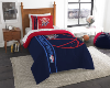 NBA Oklahoma City Thunder TWIN Size Bed In A Bag