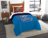 NBA Oklahoma City Thunder Twin Comforter Set