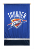 NBA Oklahoma City Thunder Wall Hanging