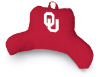 NCAA Oklahoma Sooners Bed Rest Pillow - MVP Series