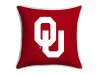 NCAA Oklahoma Sooners Pillow - MVP Series