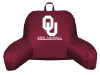 NCAA Oklahoma Sooners Bed Rest Pillow
