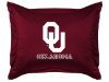 NCAA Oklahoma Sooners Pillow Sham - Locker Room Series