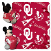 NCAA Oklahoma Sooners Disney Mickey Mouse Hugger