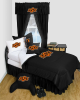 NCAA Oklahoma State Cowboys Comforter - Locker Room Series