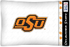 NCAA Oklahoma State Cowboys Micro Fiber Pillow Cases (set of 2)