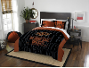 NCAA Oklahoma State Cowboys QUEEN Comforter and 2 Shams