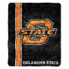 NCAA Oklahoma State Cowboys Sherpa 50x60 Throw Blanket