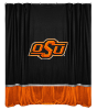 NCAA Oklahoma State Cowboys Shower Curtain