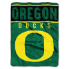 NCAA Oregon Ducks 60x80 Super Plush Throw