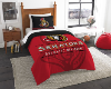 NHL Ottawa Senators Twin Comforter Set