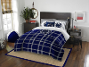 NCAA Penn State Nittany Lions Full Comforter and 2 Shams