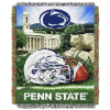 NCAA Penn State Nittany Lions Home Field Advantage 48x60 Tapestry Throw