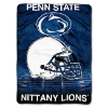 NCAA Penn State Nittany Lions OVERTIME 60x80 Super Plush Throw