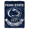 NCAA Penn State Nittany Lions 60x80 Super Plush Throw