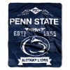 NCAA Penn State Nittany Lions 50x60 Raschel Throw Blanket