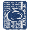 NCAA Penn State Nittany Lions FOCUS 48x60 Triple Woven Jacquard Throw