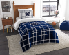 NCAA Penn State Nittany Lions Twin Comforter with Sham
