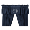 NCAA Penn State Nittany Lions Valance - Locker Room Series