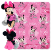 NHL Philadelphia Flyers Disney Minnie Mouse Hugger