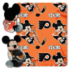 NHL Philadelphia Flyers Disney Mickey Mouse Hugger