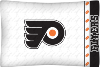 NHL Philadelphia Flyers Micro Fiber Pillow Cases (set of 2)