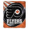 NHL Philadelphia Flyers SHERPA 50x60 Throw Blanket