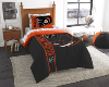 NHL Philadelphia Flyers TWIN Size Bed In A Bag