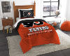 NHL Philadelphia Flyers Twin Comforter Set