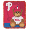 MLB Philadelphia Phillies Baby Blanket